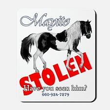 Mayitos Carbon Copy Mousepad