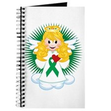 Angel-Watching-Over-Me-Green-Ribbon-blk Journal
