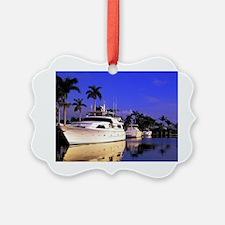 Off Las Olas BlvdFt. Lauderdale B Ornament