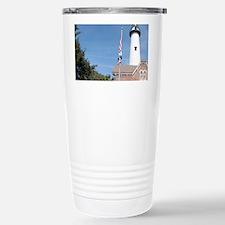 Simons Island. Historic St. Sim Travel Mug