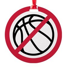 no_basketball Ornament