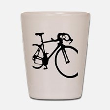 bycicle_2010 Shot Glass