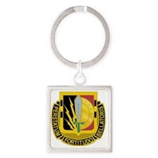 2BCT-SPECIAL TROOPS Square Keychain