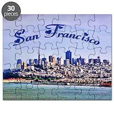 sanfrancisco_16x20 Puzzle