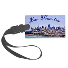 sanfrancisco_16x20 Luggage Tag