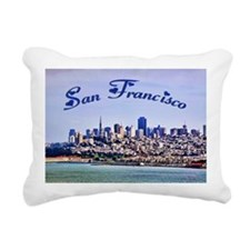 sanfrancisco_16x20 Rectangular Canvas Pillow