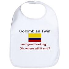 Good Looking Colombian Twin Bib