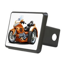 Goldwing GL1800 Orange Tri Hitch Cover