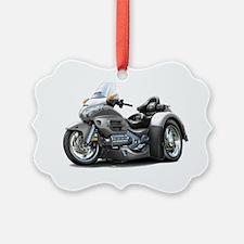Goldwing GL1800 Grey Trike Ornament