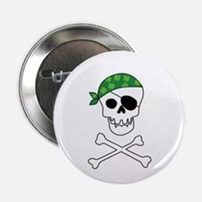 Irish Pirate button
