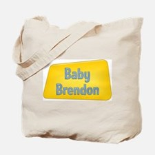 Baby Brendon Tote Bag
