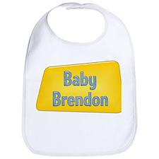 Baby Brendon Bib