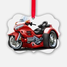 Goldwing GL1800 Red Trike Ornament