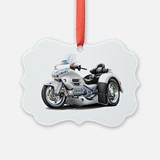 Goldwing GL1800 White Trike Ornament