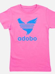 adob-blu Girl's Tee