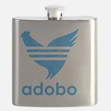 adob-blu Flask