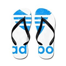 adob-blu Flip Flops