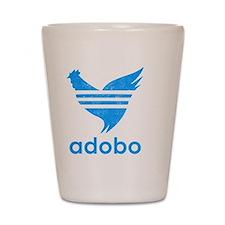 adob-blu Shot Glass