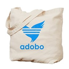 adob-blu Tote Bag