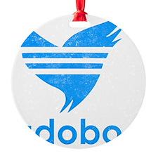 adob-blu Ornament