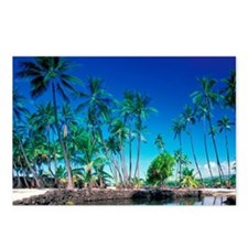 Hawaii Postcards (Package of 8)
