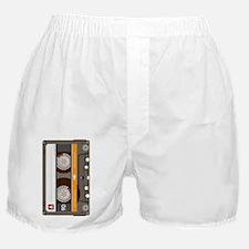 cassette tape 4 Boxer Shorts