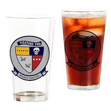 VF-2 Bounty Hunters Drinking Glass