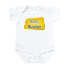 Baby Braydon Infant Bodysuit