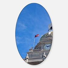 Georgia, Savannah, City Hall Decal