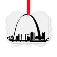 Saint Louis Note Card Ornament