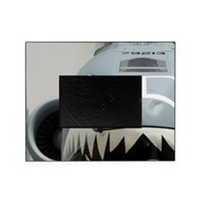 Mount Comfort Airport. Front of an A Picture Frame