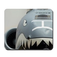 Mount Comfort Airport. Front of an A-10  Mousepad