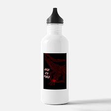 443_AmoreEsMalo Water Bottle