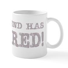 The legend has retired Mug