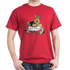 Wonderful Welsh Terrier T-Shirt