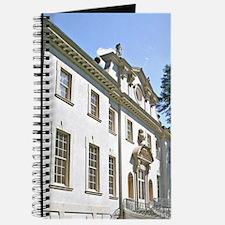 The Swan House historic mansion at Atlanta Journal