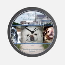 Cover2011 Wall Clock