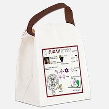 Judah Canvas Lunch Bag