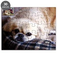 JanuaryMia3300x2550 Puzzle