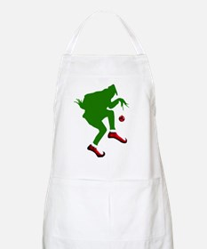The grinch  Apron