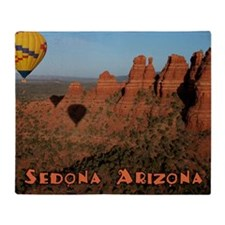Sedona Arizona Throw Blanket