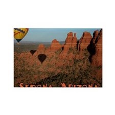 Sedona Arizona Rectangle Magnet