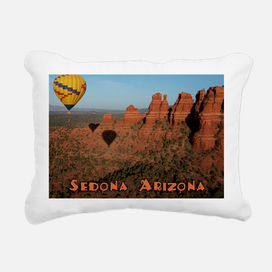 Sedona Arizona Rectangular Canvas Pillow