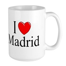 """I Love Madrid"" Mug"