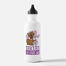 Rescued-Is-My-Favorite Water Bottle