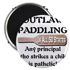 pathetic_paddling Magnet
