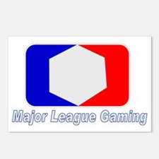 MLG_wht Postcards (Package of 8)