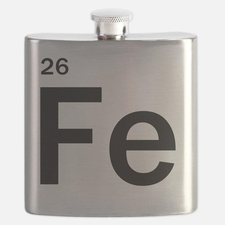 iron-man-fe-frank-goth copy Flask