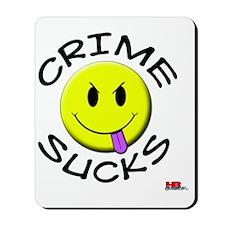 crimesucks copy Mousepad