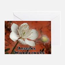 Sedona Arizona Wildflowers Greeting Card